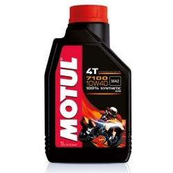 Motul 7100 10W40 - 4-Takt-Motorradmotorenöl