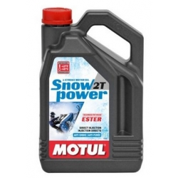 Motul SnowPower 2T - Snowmobile