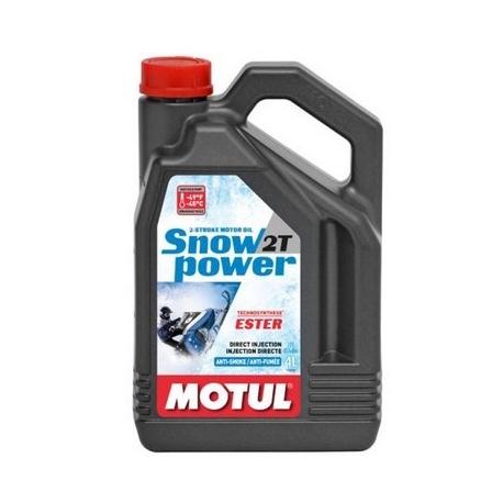 Motul SnowPower 2T - Snowmobile